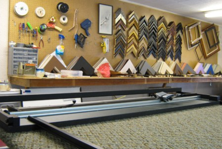 Matting and Framing Space