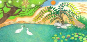 Stop In To The Dogwood Center Lobby Gallery Enjoy These Whimsical Colored Pencil Illustrations Inspired By Nature What Patricia Pardee A Newaygo Area