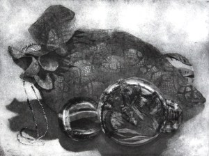 Lee Ann Frame-Traveling Marbles II