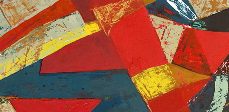 NCCA-Artsplace Exhibit: Brenda Beerhorst – Order and Chaos