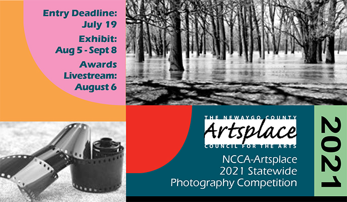 2021 NCCA-Artsplace Statewide Photography Competition