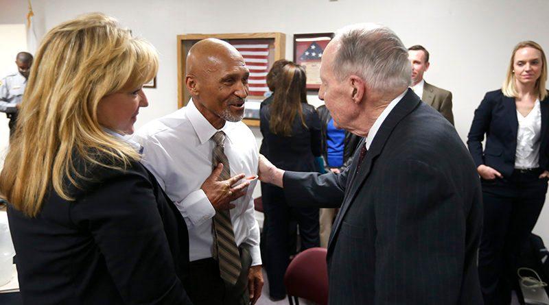 Joseph Sledge Exonerated after 37 Years