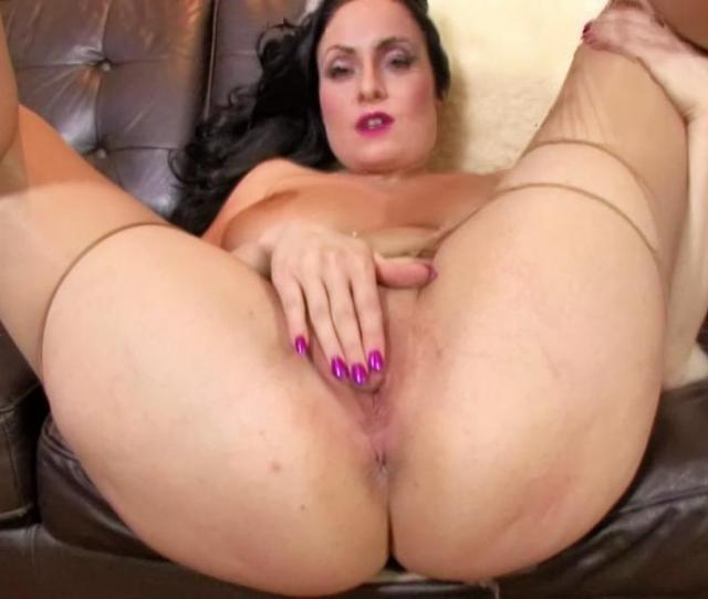 Leg Porn Sex Stocking