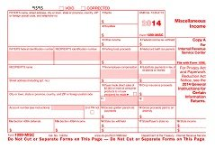 2014 Form 1099-MISC