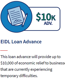 Economic Injury Disaster Loan