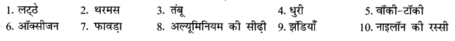 NCERT Solutions for Class 9 Hindi Sparsh Chapter 3 6