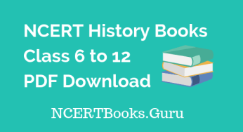 NCERT Books PDF Free Download for Class 12, 11, 10, 9, 8, 7, 6 , 5