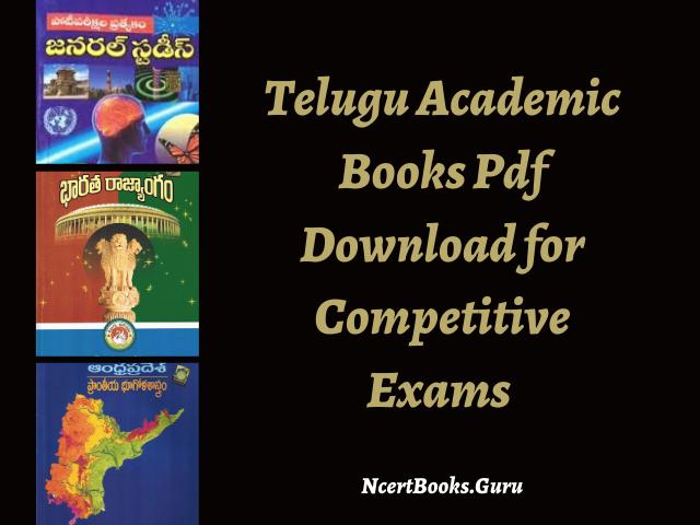 telugu academy intermediate 2nd year books free download pdf