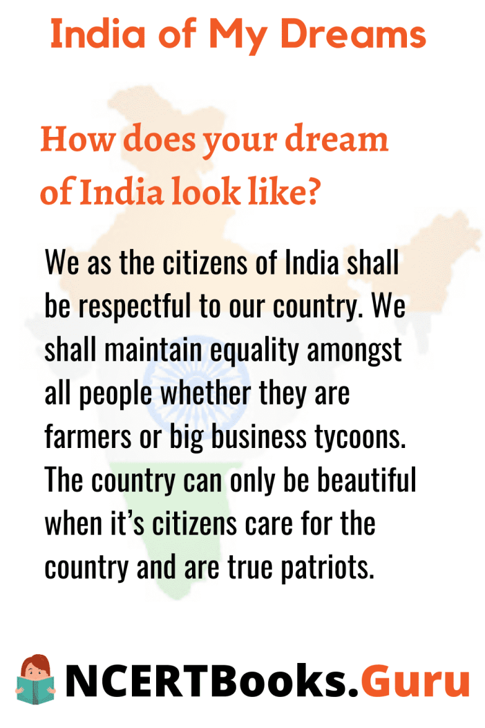 How does your dream of India look like