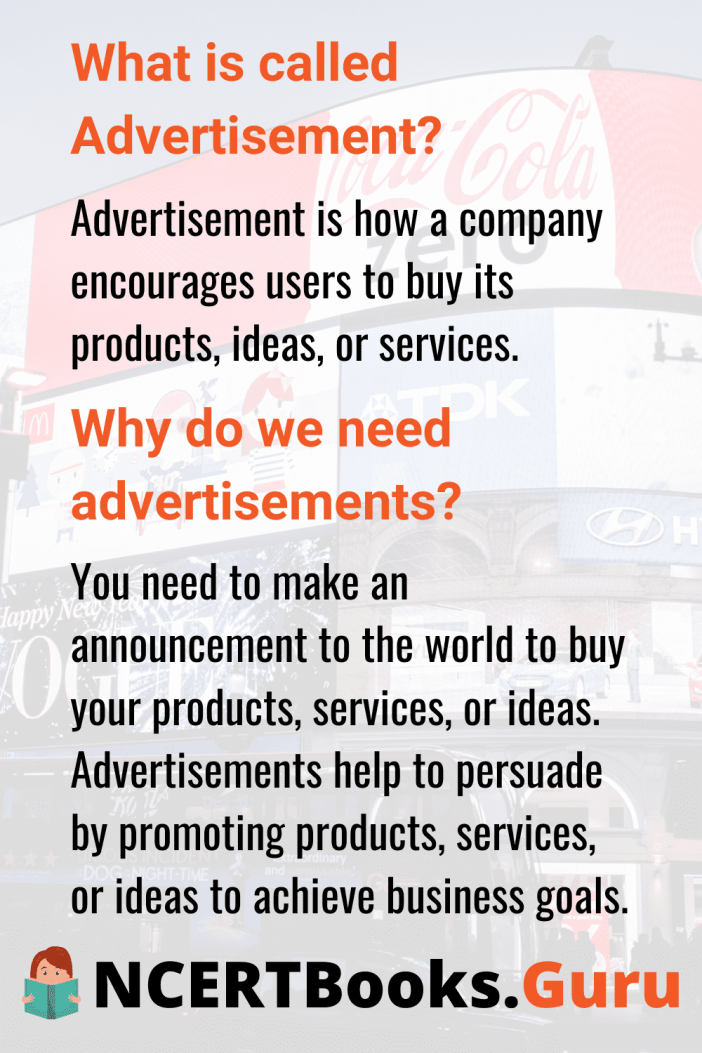 Why Advertisements are Important