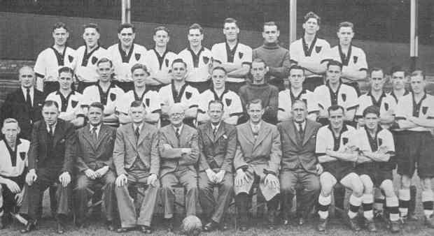 Notts County FC 1946/47