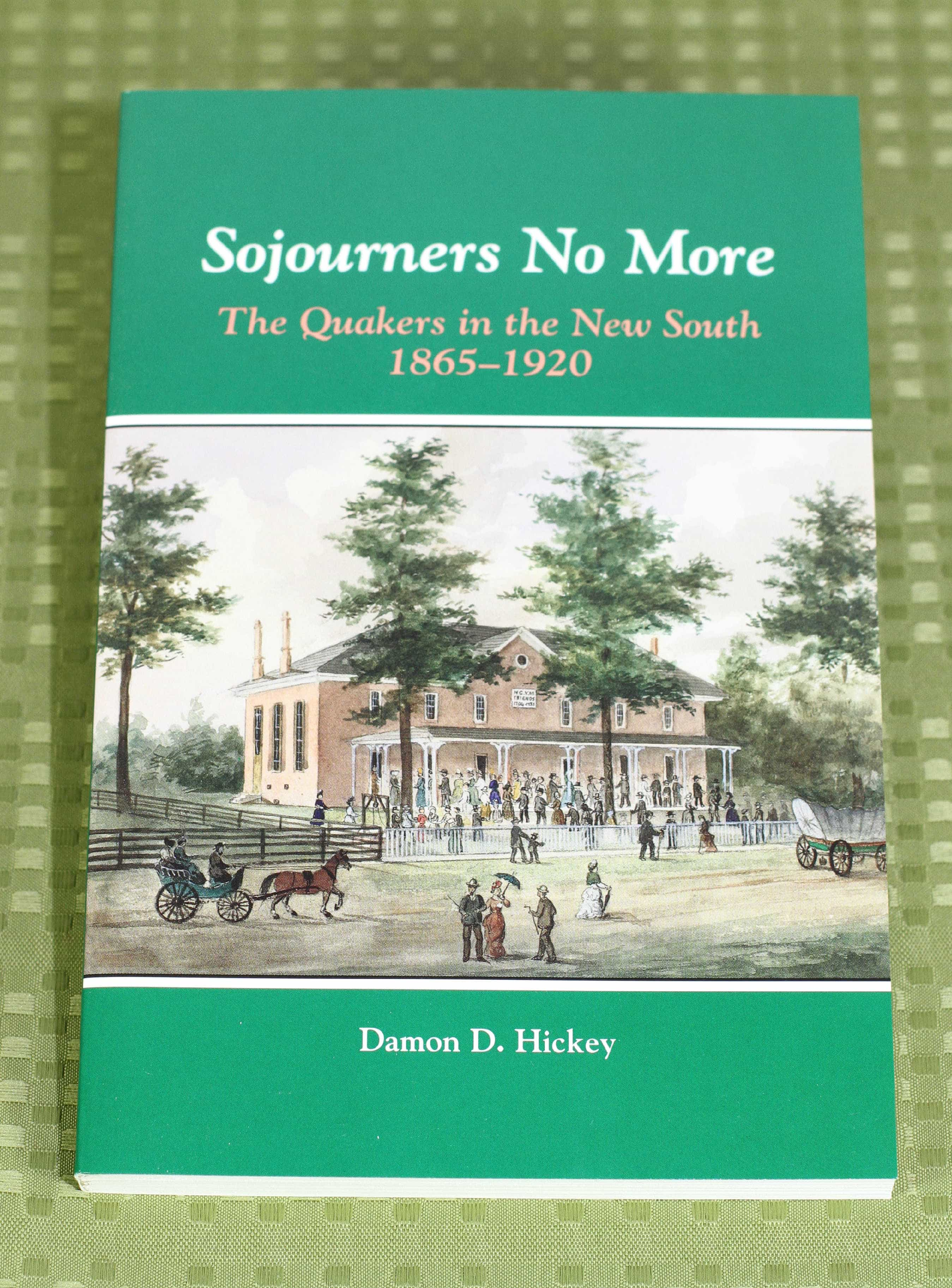 Sojourners No More