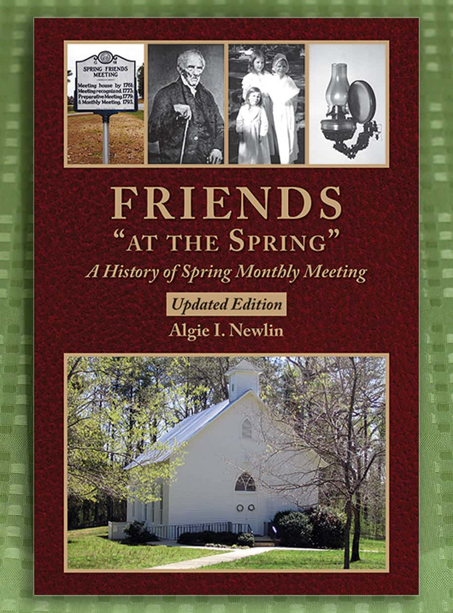 Friends 'At the Spring:' A history of Spring Monthly Meeting