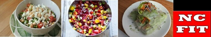 Gezonde salade dressings