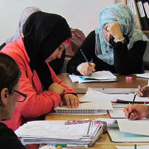 English Classes (ESOL)