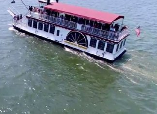 Catawba Queen Riverboat