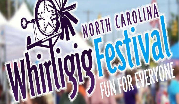 Wilson North Carolina whirligig festival 2017