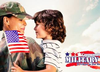 Carowinds Military Days 2018