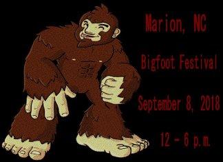 Marion NC Bigfoot Festival