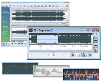 WavePad - Professional Audio Editing Software for Windows ...