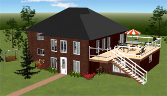 Windows are an integral part of any home design. Download Home Design Software Free Easy 3d House Plan And Landscape Tools Pc Mac