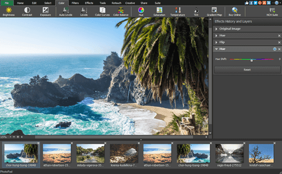 Photo Editor Software to Easily Edit Digital Images. Free ...