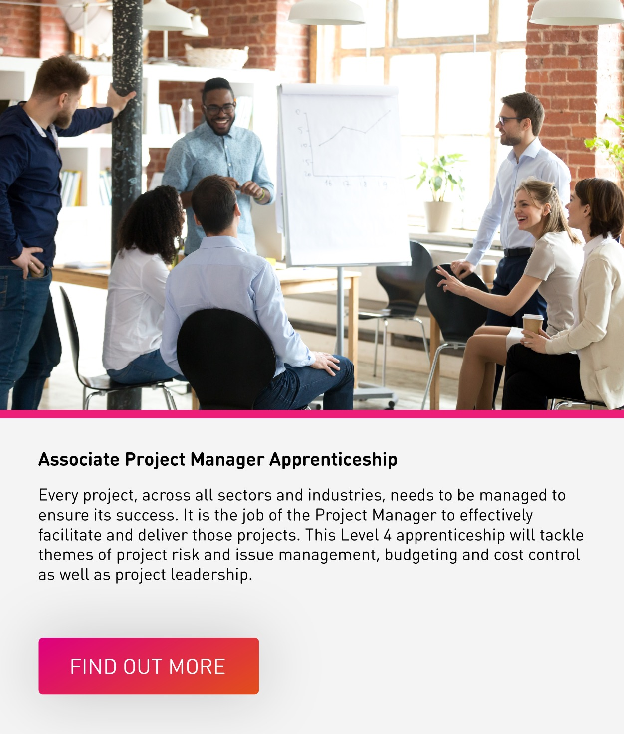 Associate Project Manager Apprenticeship