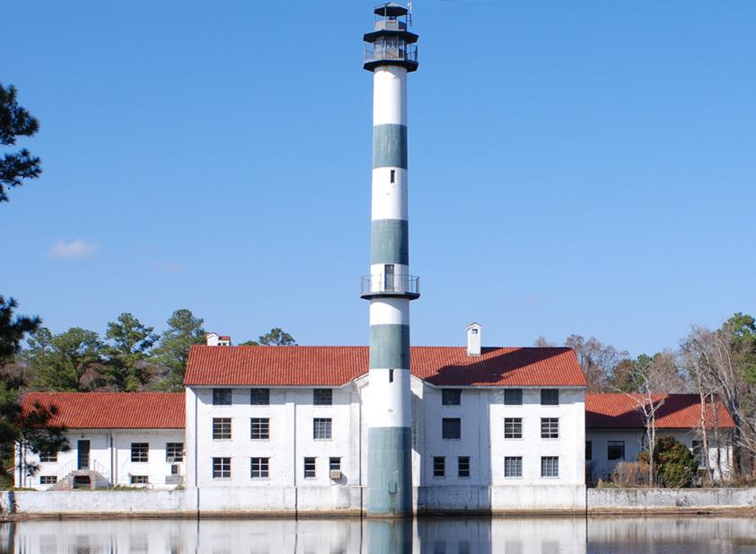 Mattamuskeet Lodge