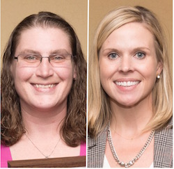 Chapter Officers Recognized for Top Professionals Under 40