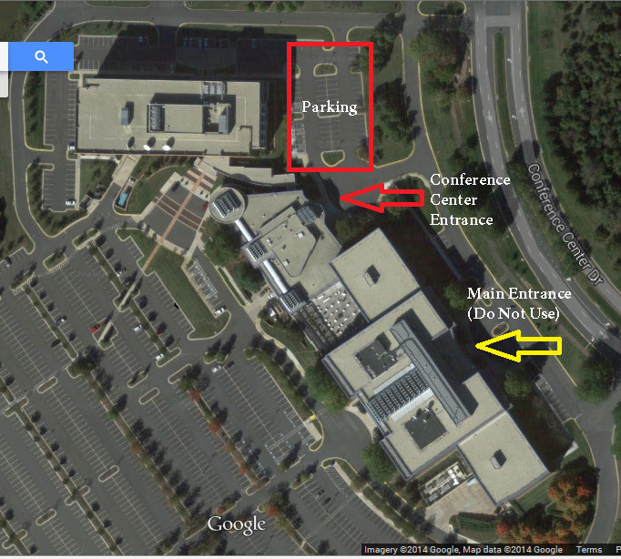 Aerial Map of WTP Building