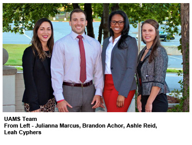 UAMS team