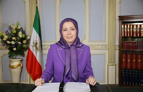 Maryam Rajavi's message on International Labor Day
