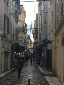 Streets of Antibes