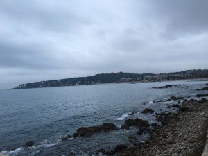 Waterfront Antibes!