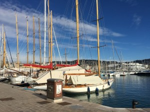 More boats in Cannes