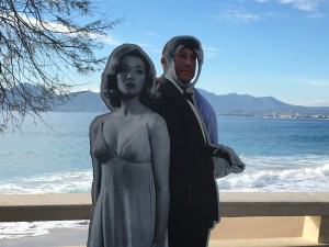 Photo op in Cannes