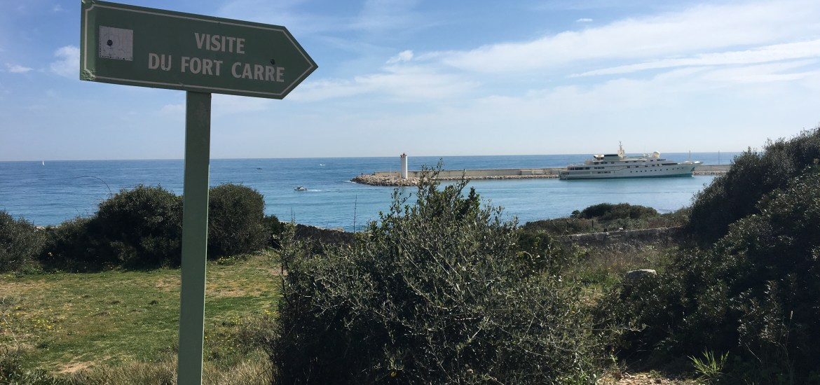 Fort Carre - Antibes