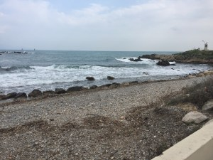 Antibes waterfront