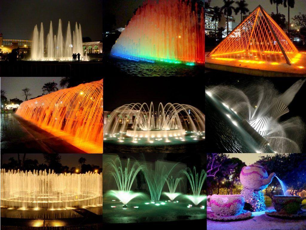 Conheçam o Circuito Magico das Aguas em Lima quando estiverem no ...