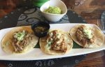 Tacos at Gonza Tacos y Tequila