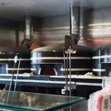 Wood-fired ovens at Treforni
