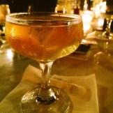 Cocktail at Haymaker Bar