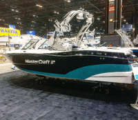 MasterCraft at the 2017 Chicago Boat Show