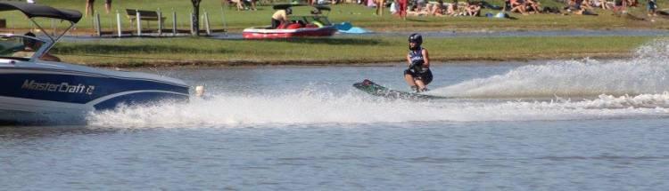 Katie O'Connor - KU Water Ski