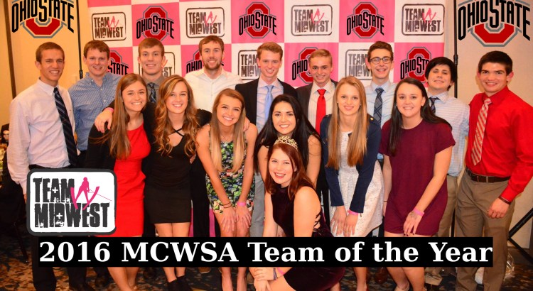 2016 MCWSA Team of the Year - The Ohio State University