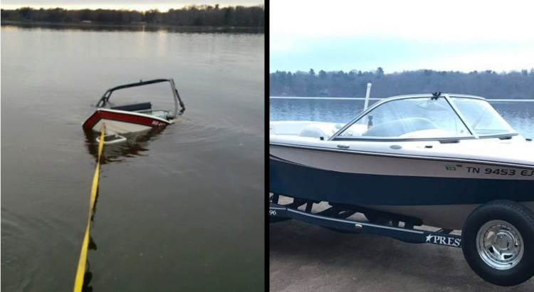 UW Stout Team News Boat Collage