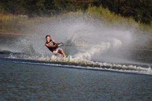 Darren Seerup - Missouri State University Water Ski Team - Tiger Throwdown 2017