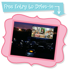 Free Entry to Drive-In Cinema Chepstow