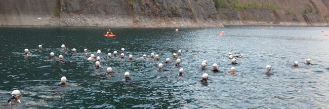 Swimming at NDAC Chepstow