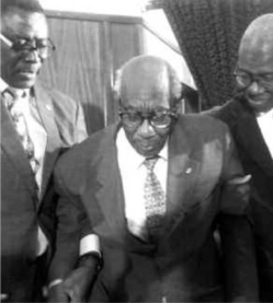 Hommage au Professeur Alassane Ndaw ( par Alpha SY)